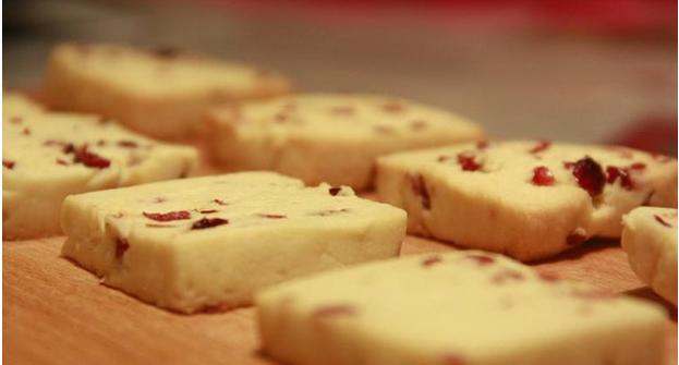【开心厨房】永恒的经典——蔓越莓饼干