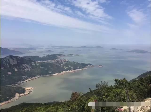 《跟我走松门沿海》20151219周六松门黄金海岸线徒步!