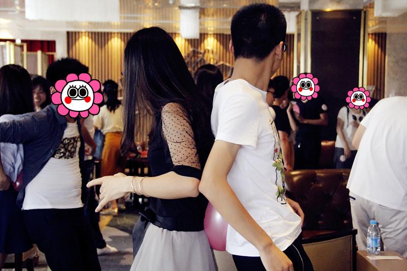 温岭新青年联合温岭农商行举行单身青年专场交友活动