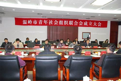 温岭市青年社会组织联合会