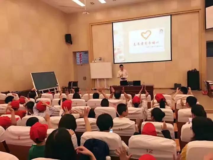 志愿者培训将于本周六晚在青少年宫举行